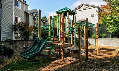 Playground, Wilderness Village, 2