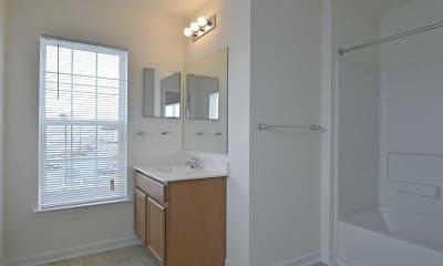 Bathroom, Sunnyside Apartments, 2