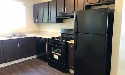 Kitchen, The Cape, 1