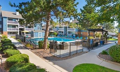 Pool, Preserve at City Center, 2