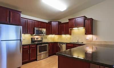Kitchen, Aurora Ponds, 0