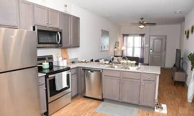 Kitchen, Bellamy Coastal, 1