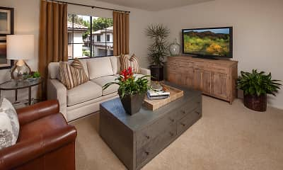 Living Room, Rancho Tierra, 0