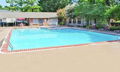 Pool, Hickory Farm, 1