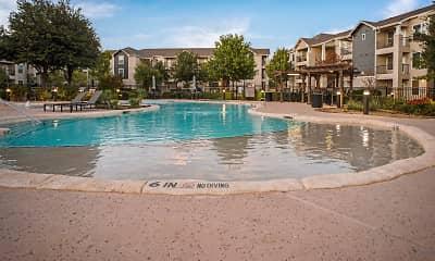 Pool, The Wyatt at Presidio Junction, 2