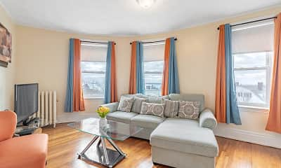 Living Room, BAYVIEW Apartments, 0