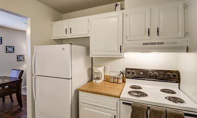 Kitchen, Diamond Valley Apartment Homes, 1