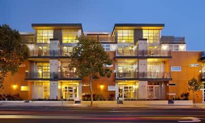 Building, Bixby, 1