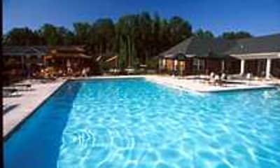 Pool, The George, 2