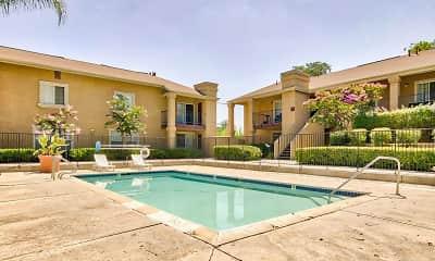 Pool, Magnolia Villas, 0