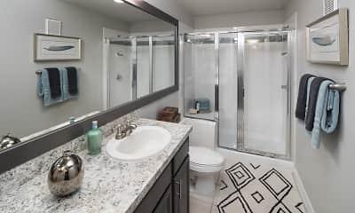 Bathroom, Mcdermott Place, 2