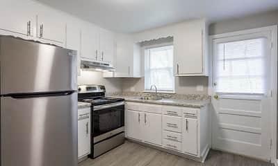 Kitchen, Pine Brook Terrace Apartments, 0