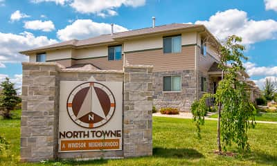 North Towne Apartments, 2