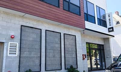 Building, 68 Beale, 1