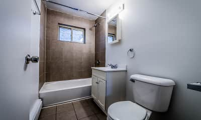 Bathroom, 8100 S Drexel- Pangea Real Estate, 2