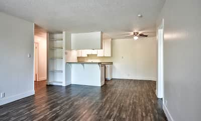 Dining Room, Modera Apartments, 0
