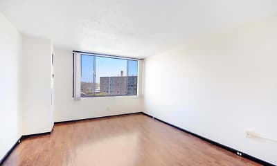 Living Room, Edgewood Commons, 0