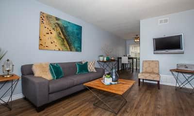 Living Room, Imperial Beach Gardens, 1