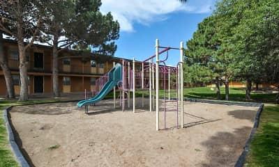 Playground, San Montego, 1