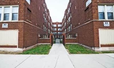 Building, 1108 E 82nd Street, 0