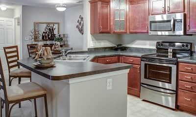 Kitchen, WillowBrook, 1