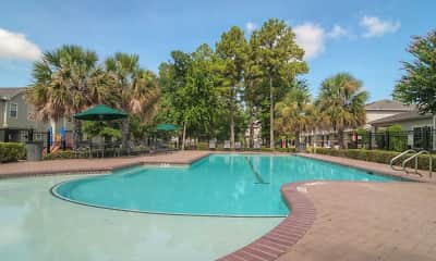 Pool, Park at Woodwind Lakes, 1