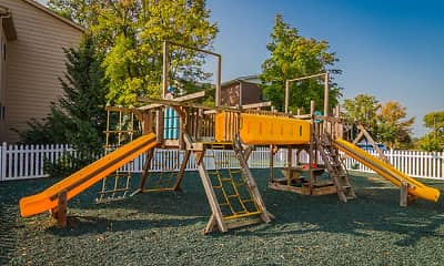 Playground, Creek Club Apartments, 2