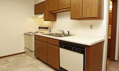Kitchen, Westwind I & II, 1