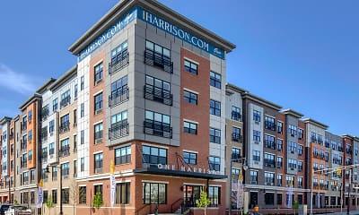 Building, One Harrison, 0