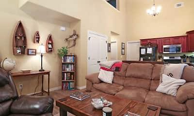 Living Room, Willowbrook Duplexes, 2