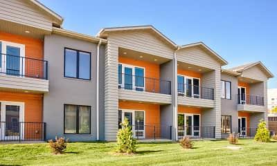 Building, Latoka Flats, 0