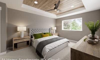 Bedroom, Arbor Trails, 2