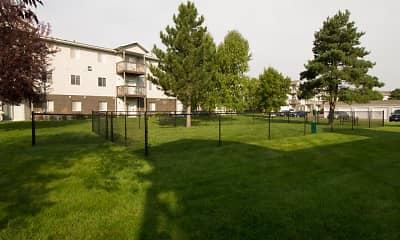 Building, Oxbow Park Apartments, 0