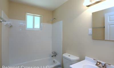 Bathroom, Belmont Crossing, 2