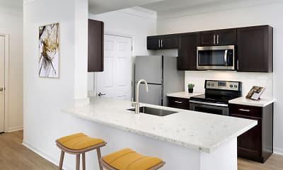 Kitchen, Camden Preserve, 1