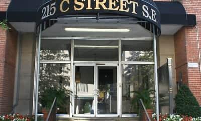 215 C Street Apartments, 2