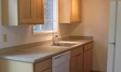 Kitchen, Cedar Linn, 0