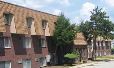 Building, Lord Chesterfield Apartments, 0
