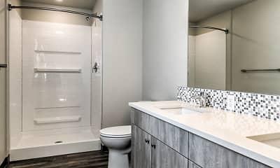 Bathroom, The Lakes at Eagle, 2