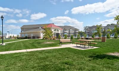 Recreation Area, Leander Lakes Luxury Apartment Homes, 2