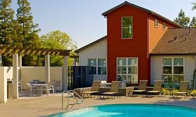 Pool, eaves Fremont, 0
