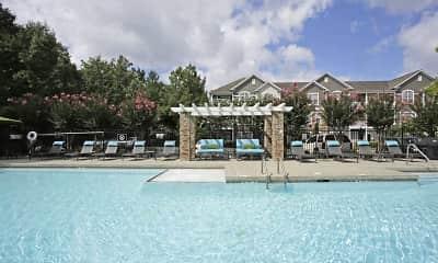 Pool, Parkway Vista Apartments, 0