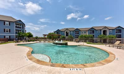 Pool, The Residence At Eagle Pass, 0