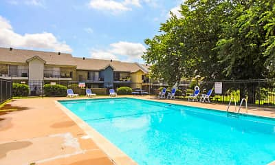 Pool, Lake Stella Apartments, 0