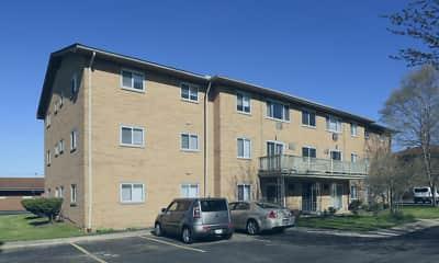 Building, Stoneybrook Apartments, 1