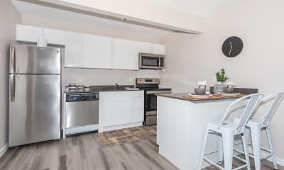 Kitchen, The Porter, 1