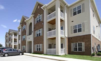 Building, Mason Estates Apartments, 1