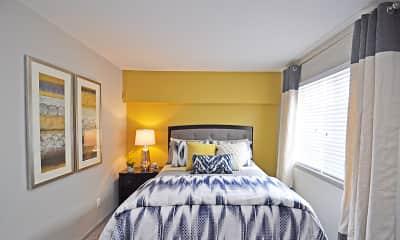 Bedroom, Element at Cedar Bluff, 1