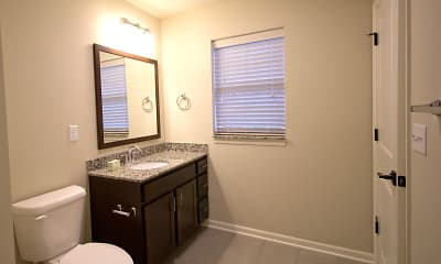 Bathroom, Park Place at Brook Edge, 2