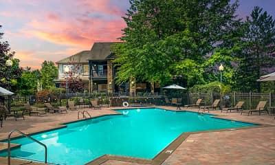 Pool, Enclave Hartland, 0